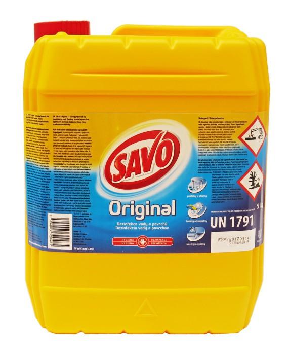 Savo dezinfekce pitné vody