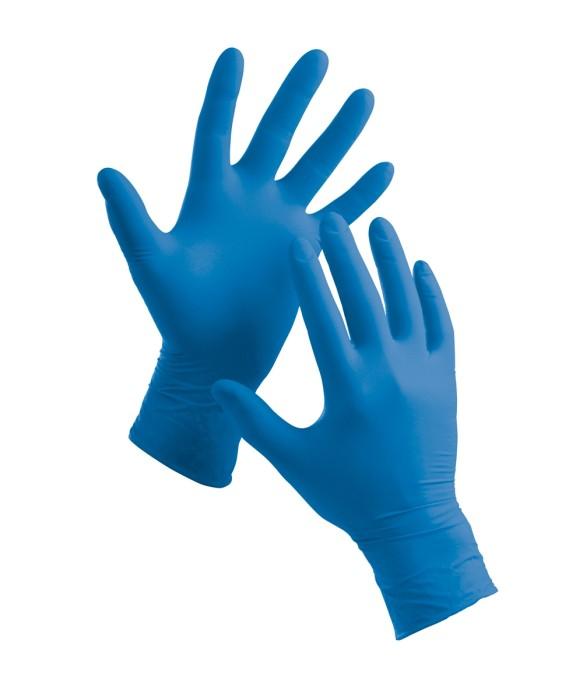 c0a89d276a1 Jednorázové rukavice BARBARY vel. 8 box 100 ks