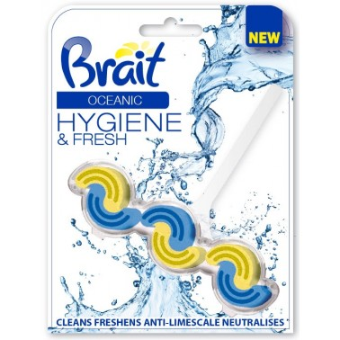 Brait WC blok Oceanic 45 g