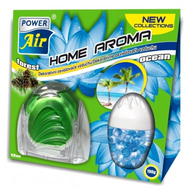 POWER AIR Home Aroma Ocean/Forest