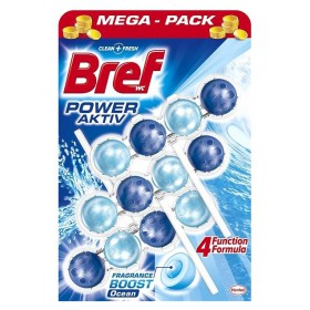 BREF Power Aktiv Ocean WC blok 3 x 50 g
