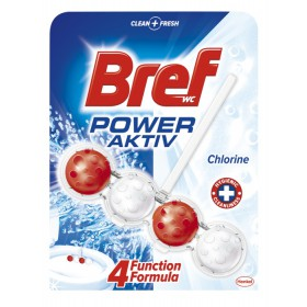 BREF Power Aktiv Chlorine WC blok 50 g
