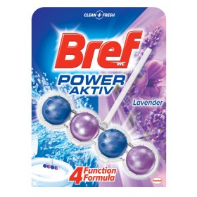 BREF Power Aktiv Lavender WC blok 50 g