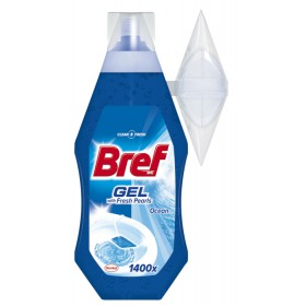 BREF Fresh Ocean WC gel 360 ml komplet