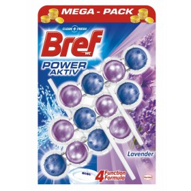 BREF Power Aktiv Lavender WC blok 3x50g