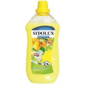 SIDOLUX Universal Soda Power Fresh Lemon 1 l