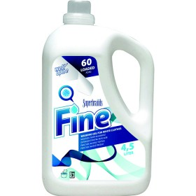 Well Done Fine White prací gel 4,5 l